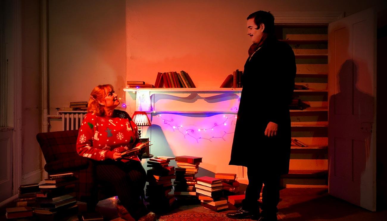 Christmas Meeting - Bumps in the Night - Hull Urban Opera