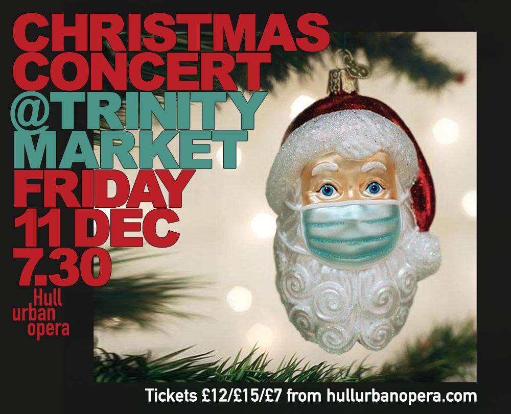 Hull Urban Opera Christmas Concert 2020