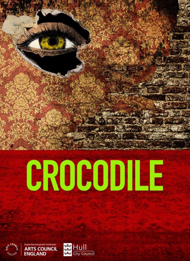 Crocodile by Lente Verelst